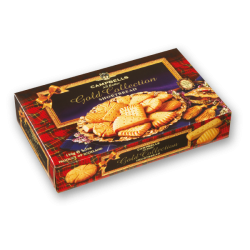 Campbells Box Gold Collection Shortbread 150g