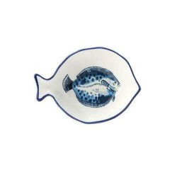 DISH OF THE DAY FISH PORCELAIN SMALL DISH DINING TABLEWARE
