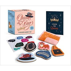 Queen for a Day: A Wooden Magnet Set (Rp Minis)