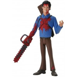 """Evil Dead 2 Bloody Ash 6"""" Toony Terrors 6"""" Action Figure"""