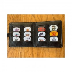 Scottish Plectrum Selection with Wallet