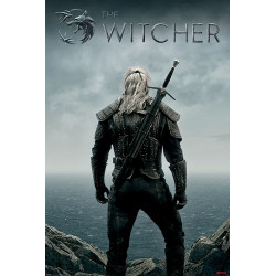The Witcher (On The Precipice) Poster 91.5 x 61cms (36 x 24 Inches)