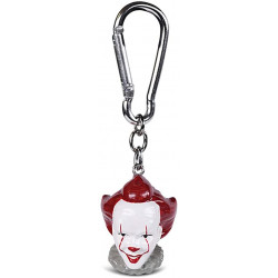 It- Pennywise 3D Keychain