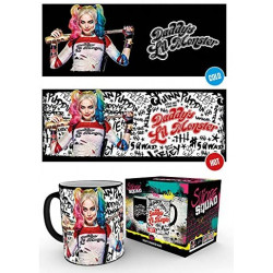 Suicide Squad Daddy's Lil Monster Heat Changing Mug