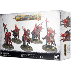 Games Workshop - Age of Sigmar - Soulblight Gravelords: Blood Knights