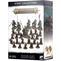 Warhammer AoS - Start Collecting! Soulblight Gravelords