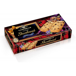 Campbell's Shortbread - 125g Choc Chip Fingers