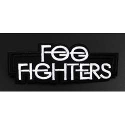 Foo Fighters Iron or Sew on Patch