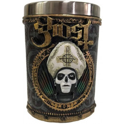 Ghost Gold Meliora Shot Glass, Resin w. Stainless Steel
