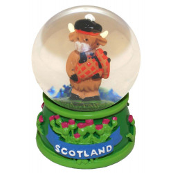 45mm Waterball – HIGHLAND COW