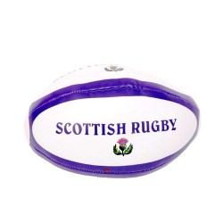 Soft Mini Rugby Ball Scottish Rugby Thistle