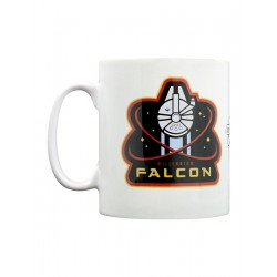 Star Wars The Force Awakens Millennium Falcon Ceramic Mug