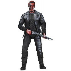 NECA NECA51910 18 cm Terminator 2 Judgment Day T-800 Video Game Appearance Ultimate Body Action Figure