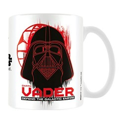 Star Wars Rogue One Darth Vader Ceramic Mug