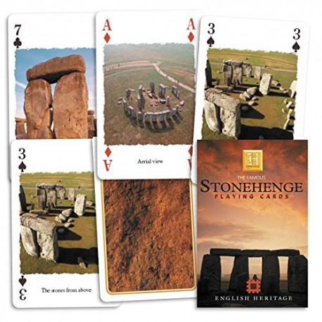 Heritage Playing Cards - Stonehenge Playing Cards