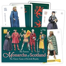 Monarchs of scotland Game