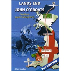 Lands End to John O' Groats: The Official Cyclists Challenge Guide