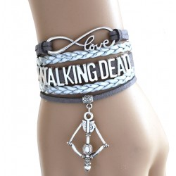 The Walking Dead Infinity Bracelet