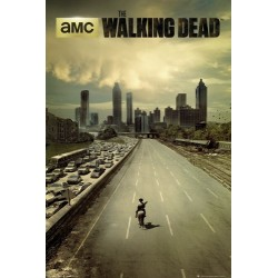 GB eye 61 x 91.5 cm the Walking Dead City Maxi Poster