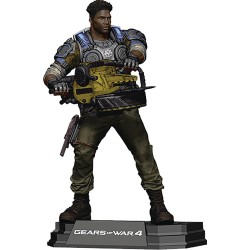 "Gears Of War 12008 7-Inch ""4 Del Walker"" Action Figure"
