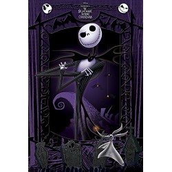 Nightmare Before Christmas (It's Jack) Maxi Poster