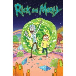 Rick and Morty Portal Maxi Poster 61x91.5cm