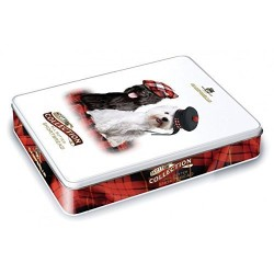 CAMPBELLS SHORTBREAD IN WESTIE TIN (150G)