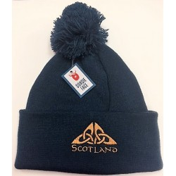 Celtic Scottish Beanie