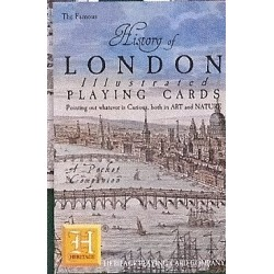 Heritage Playing Cards - History of London Playing Cards