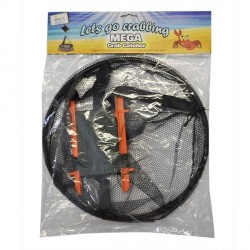 Crab Line with Weight and Net Bag