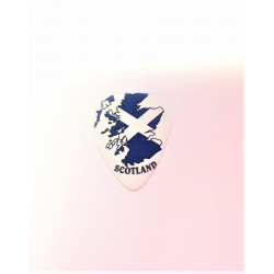 Plectrum scottish map