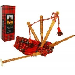 Junior Playable Bagpipes For Children