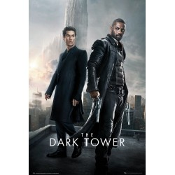 GB eye The Dark Tower, City, Maxi Poster 61x91.5cm