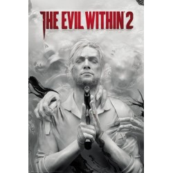 GB eye The Evil Within 2, amazing, Maxi Poster 61x91.5 cm