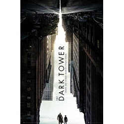 GB eye The Dark Tower One Sheet Maxi Poster, Multi-Colour, 61 x 91.5 cm