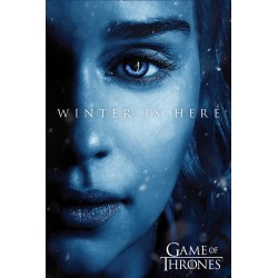 Poster Game of Thrones Season 7 Daenerys