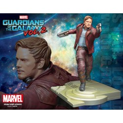 Kotobukiya ARTFX Guardians of the Galaxy Vol. 2 Star-Lord with Groot 1/6 Figure