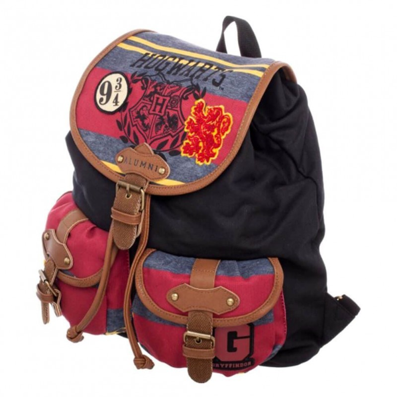 4ff18ed243 harry potter backpack hogwarts knapsack alumni backpack