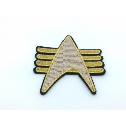 Star Trek Iron on Communicator Patch