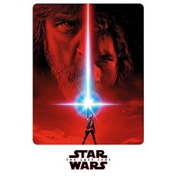 STAR WARS: The Last Jedi Teaser Maxi Poster, 120gsm Paper, Multicoloured, 91.5 x 61 x 0.02 cm