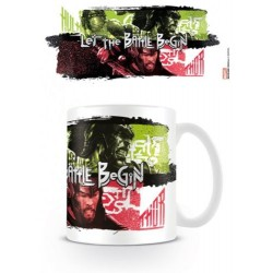 Thor - Ragnarok, Let The Battle Begin Poster Coffee Mug
