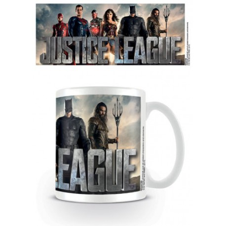 OFFICIAL Justice League (Teaser) - MUG BY PYRAMID MG24799