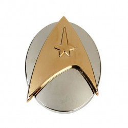 Star Trek belt buckle