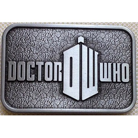 Doctor Who Belt Buckle