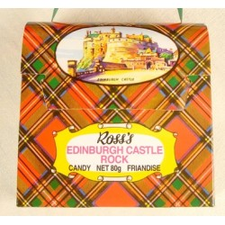 Ross's Edinburgh Rock Satchel 80g