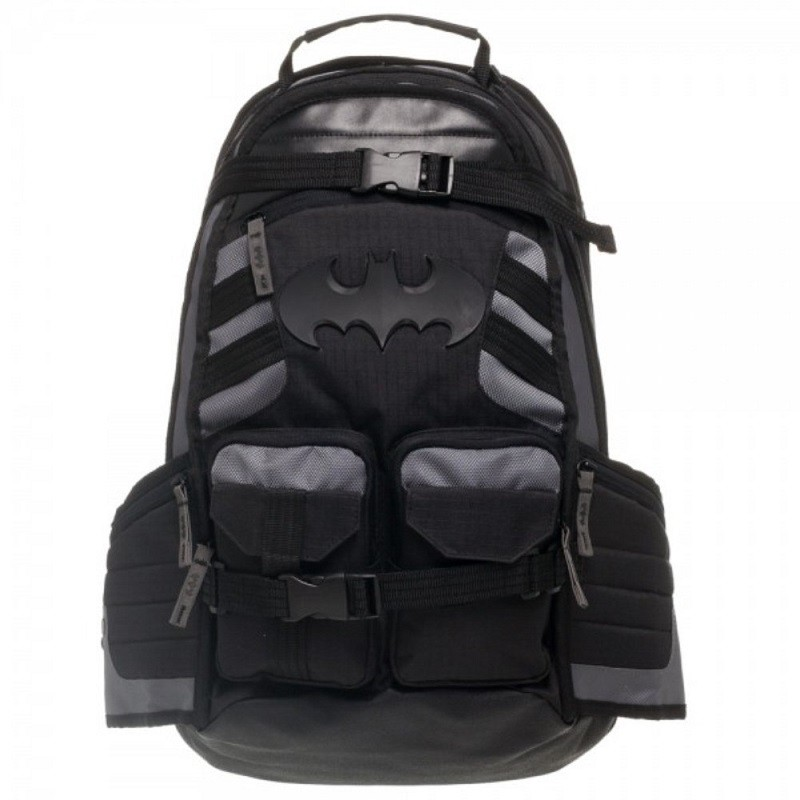 Batman Laptop Backpack good quality
