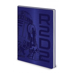 Star Wars (R2 D2) Flexi-Cover A5 Notebook
