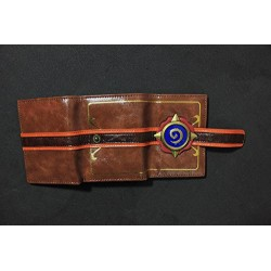 Hand-made Hearthstone: Heroes of Warcraft Game Card Package Wallet Purse