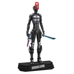 Mc Farlane - Figurine Borderlands 2 - Zero Color Tops 18cm - 0787926130416