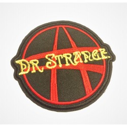 Dr Strange Iron On Sew on Patch 8cm